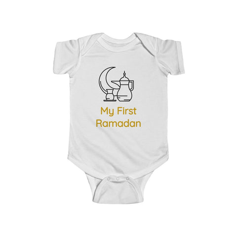 My First Ramadan Bodysuit