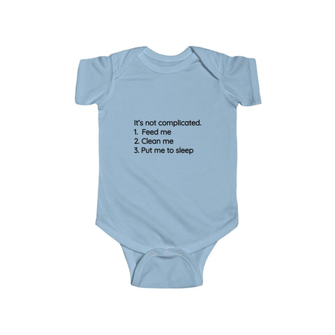 It's Not Complicated Bodysuit