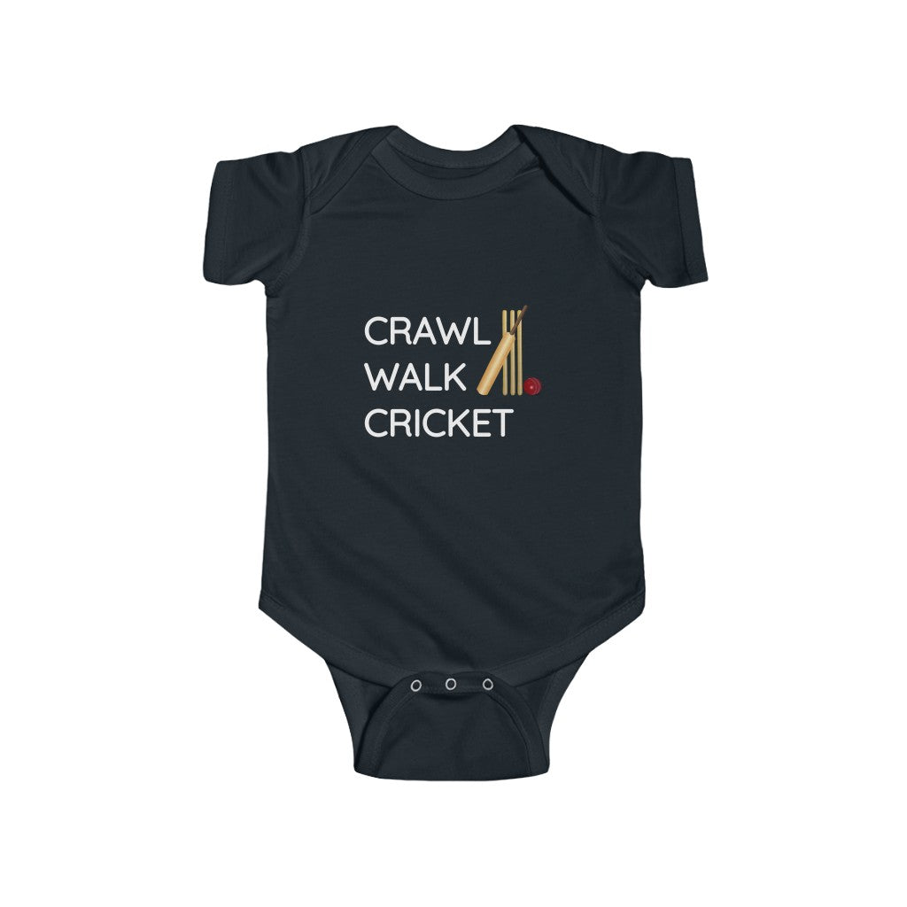 Crawl Walk Cricket Bodysuit