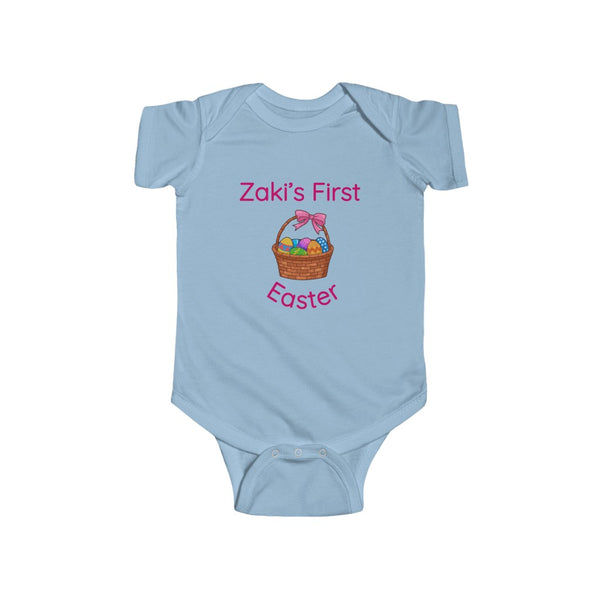 Custom First Easter Bodysuit