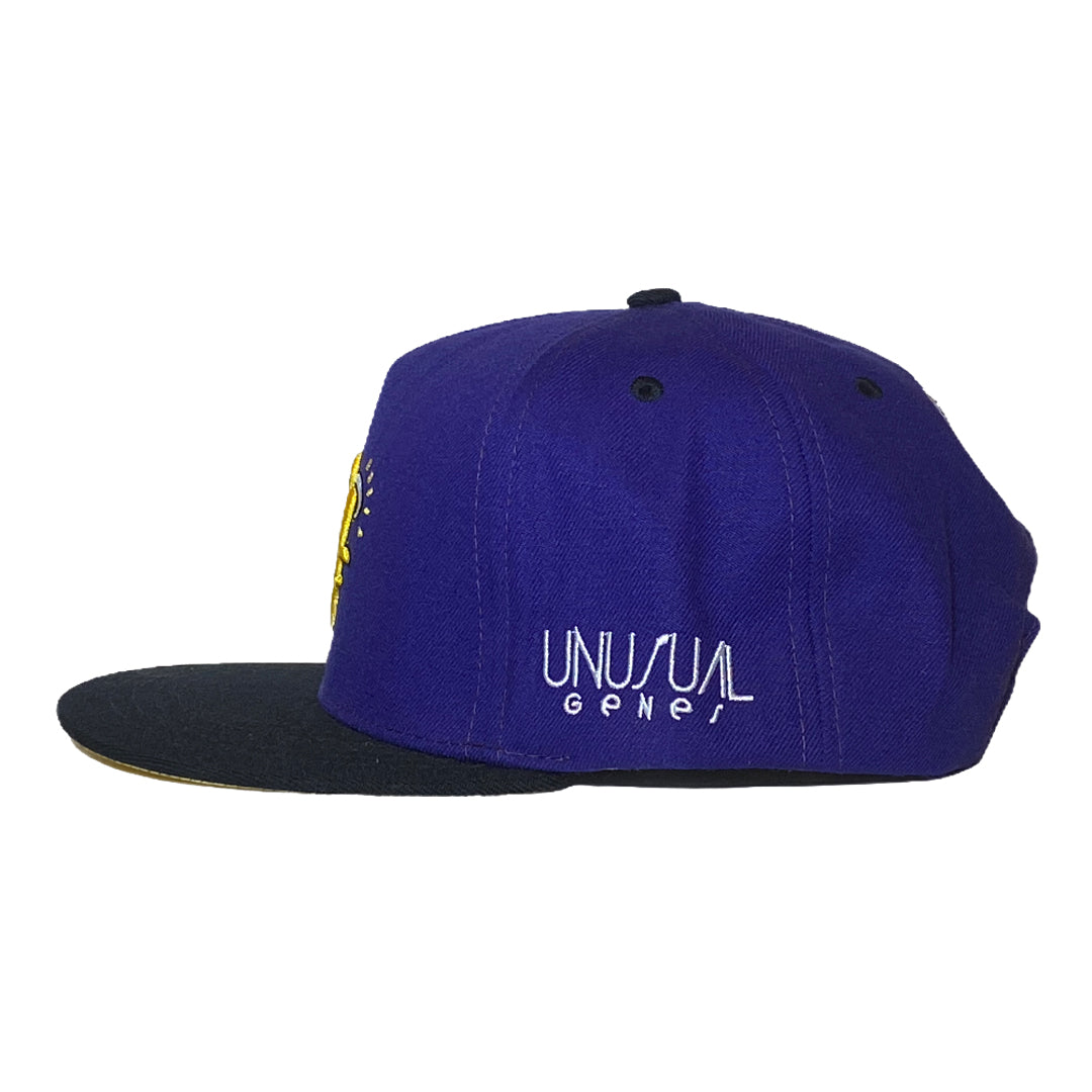 """Producto De Los Angeles"" Halo Purple ""KOBE"" Hat (PRE-ORDER - Ships Out Week of Sept 16th)"