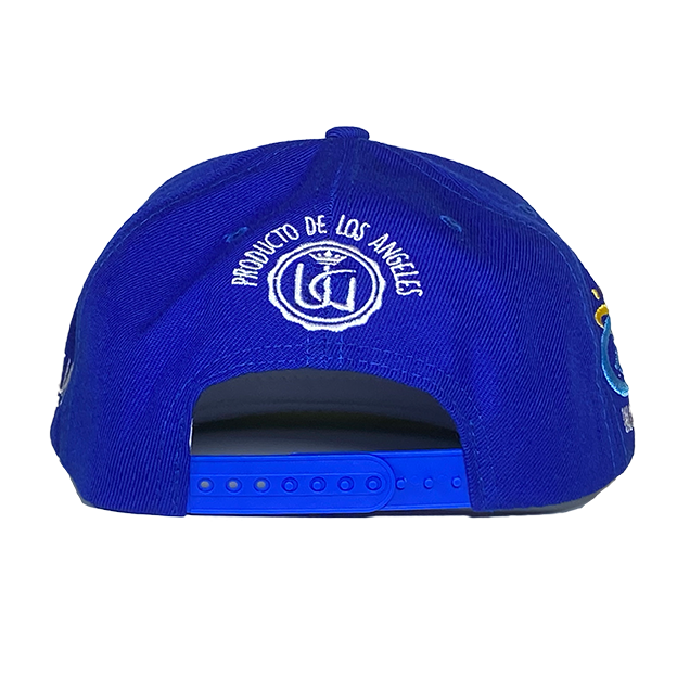 """Producto De Los Angeles"" Halo Blue Hat (PRE-ORDER - Ships Out Week of Sept 16th)"