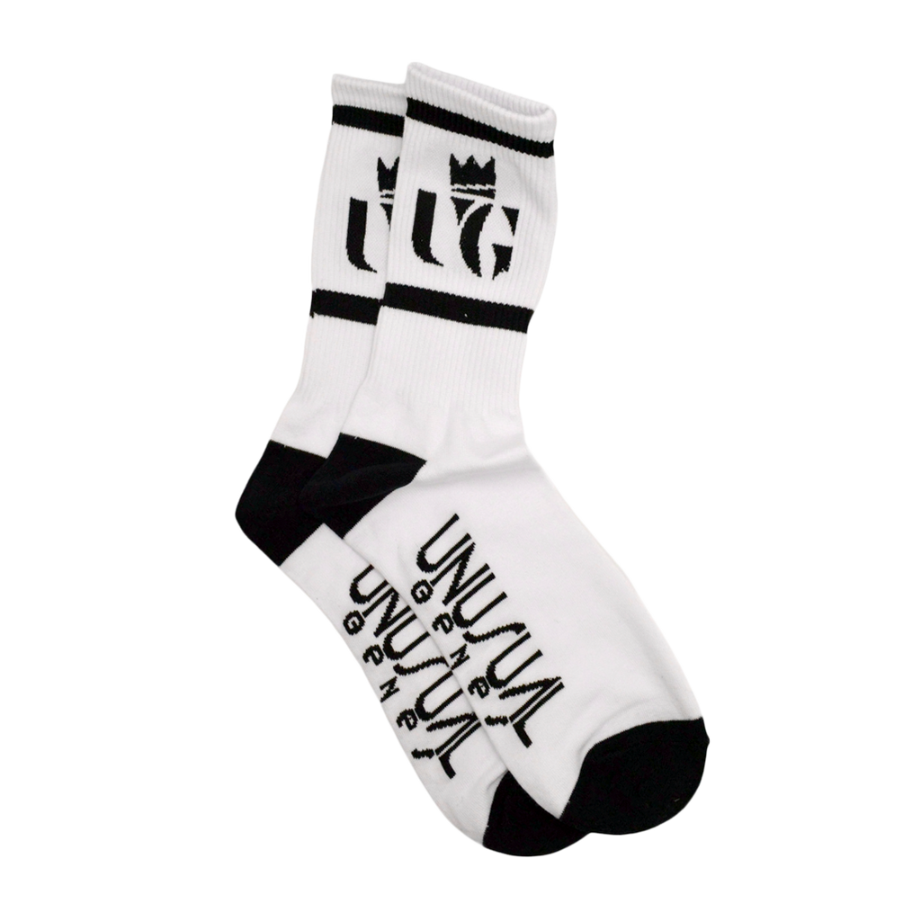 """UG Crown"" Premium Athletic Socks"