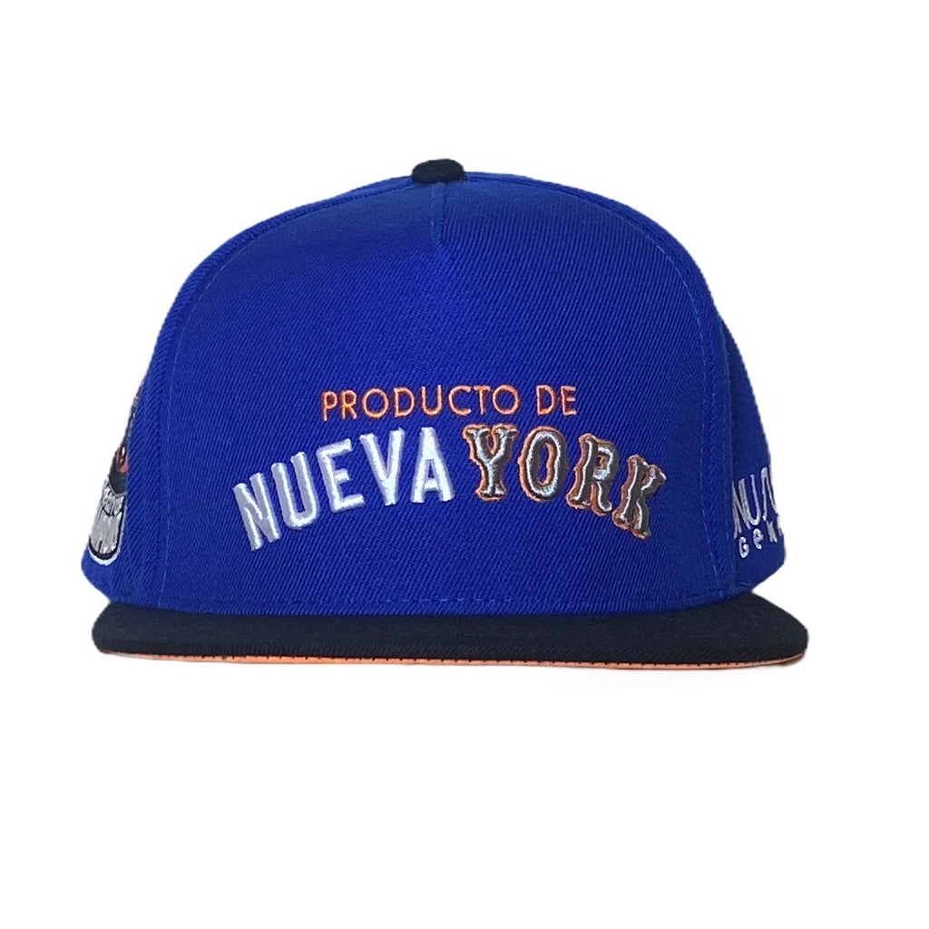 """Producto de Nueva York"" City of Champions (Royal/Black)"