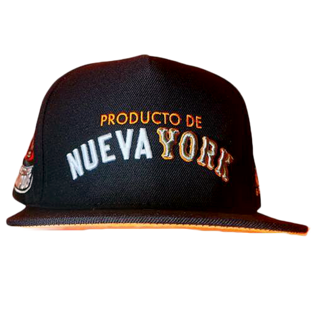 """Nueva York"" Hat (Black)"
