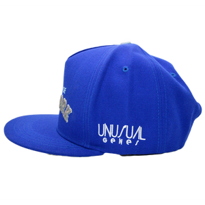 """Nueva York"" Hat (Royal Blue)"