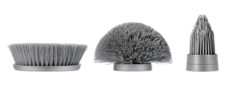 Three Kinds of Brush