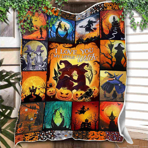PHT1709 - Halloween - We Are Halloween Bug - Blanket