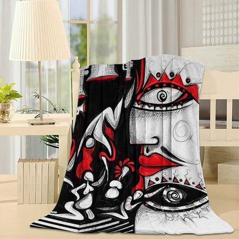 PHT1709 - Halloween - Shadow Of The Year - Blanket