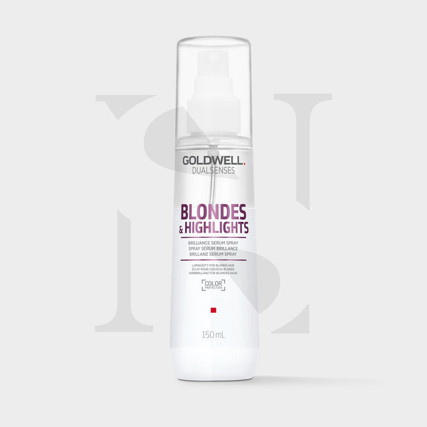 Goldwell Dualsenses Blonde & Highlights Anti-Yellow Serum Spray 150ml