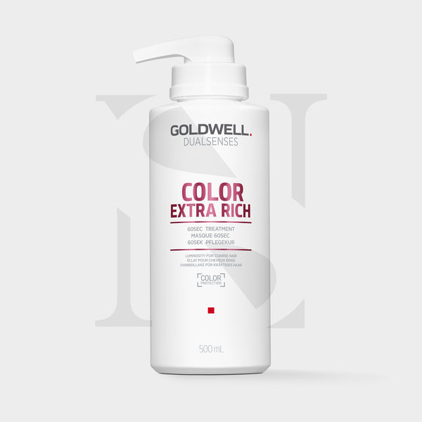 Goldwell Dualsenses Color Extra Rich Brilliance 60 Seconds Treatment