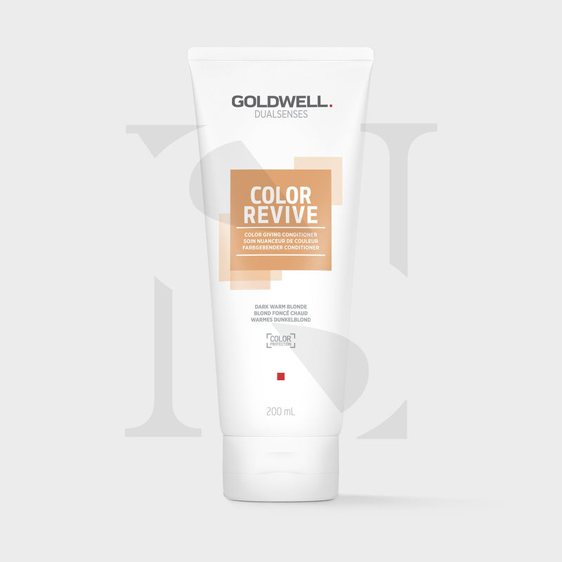 Goldwell Dualsenses Color Revive Dark Warm Blonde 200ml
