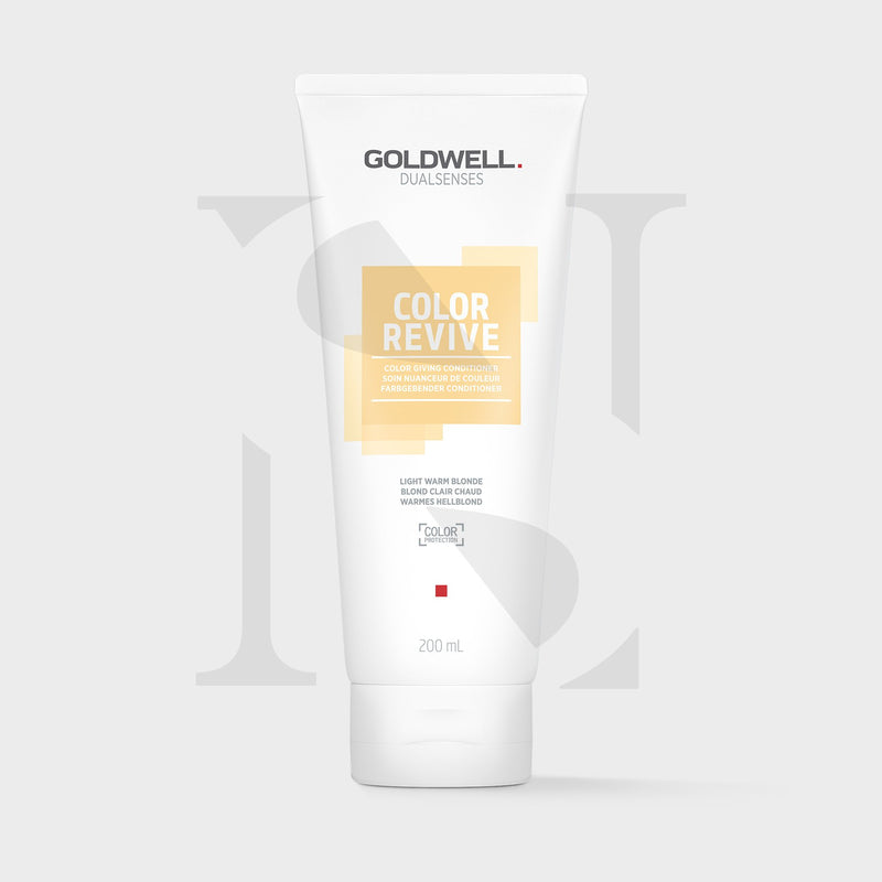 Goldwell Dualsenses Color Revive Light Warm Blonde 200ml