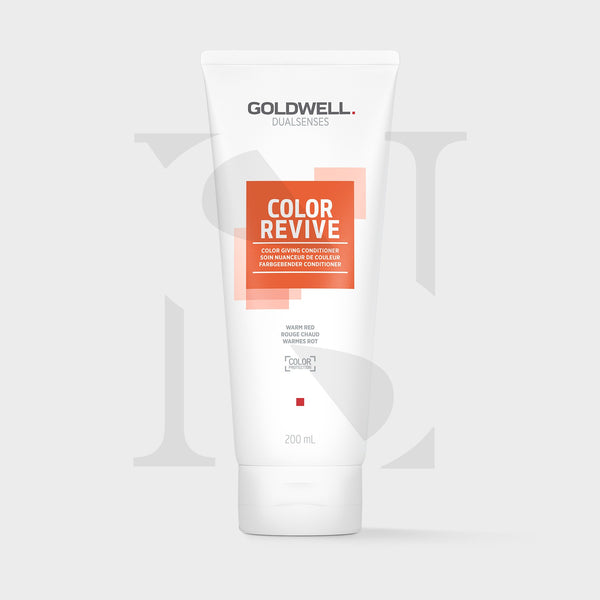 Goldwell Dualsenses Color Revive Warm Red 200ml