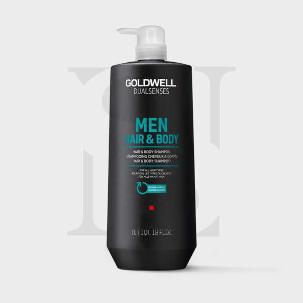 Goldwell Dualsenses Mens Hair & Body Shampoo