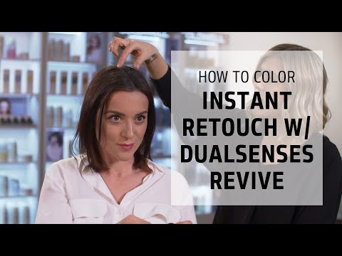 Goldwell Dualsenses Color Revive Root Touch Up Medium to Dark Blonde 3.7g