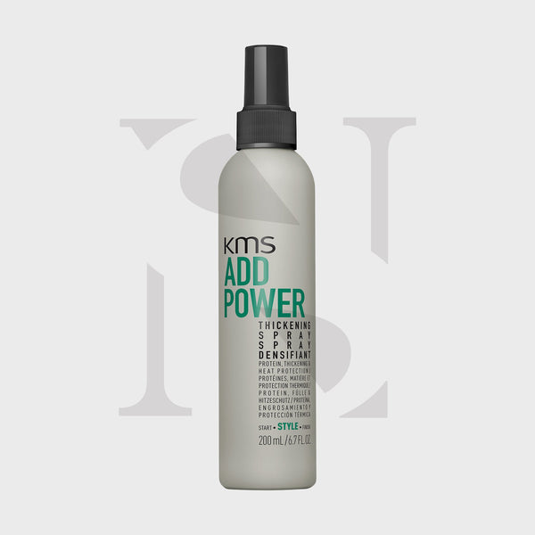 KMS Add Power Thickening Spray 200ml