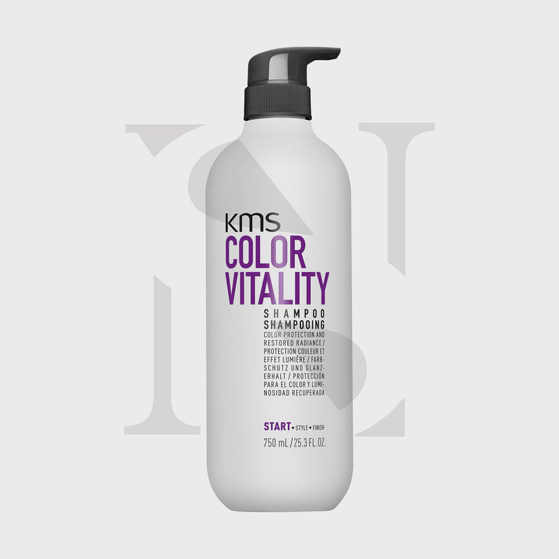 KMS Colour Vitality Shampoo