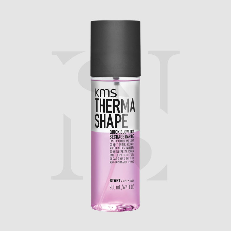 KMS ThermaShape Quick Blow Dry 200ml