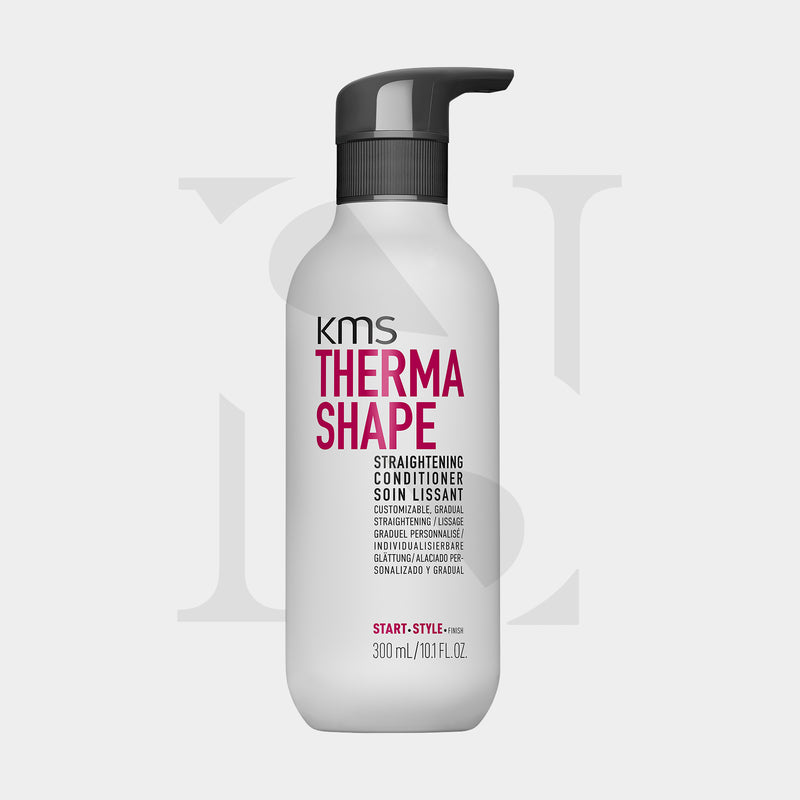 KMS ThermaShape Straightening Conditioner