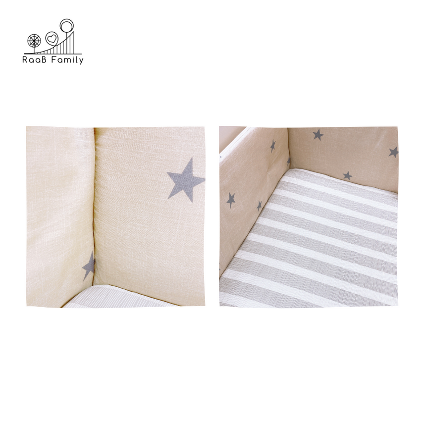 RaaB Waterproof and easy to clean cot