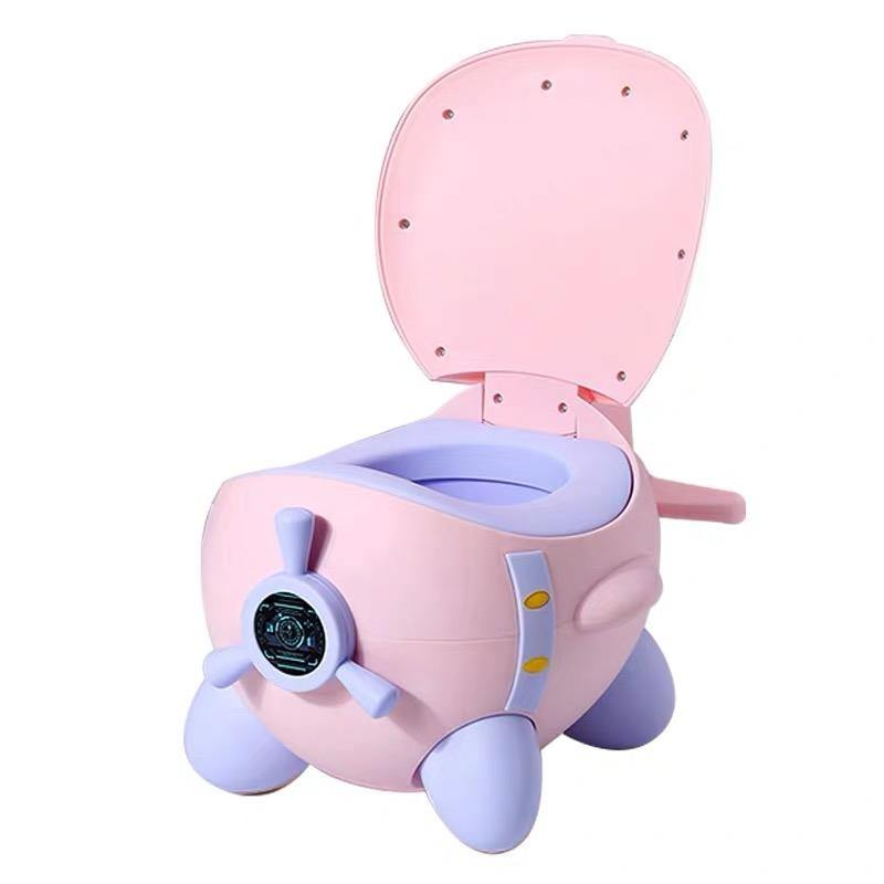 RaaB Family Airplane Potty Pink