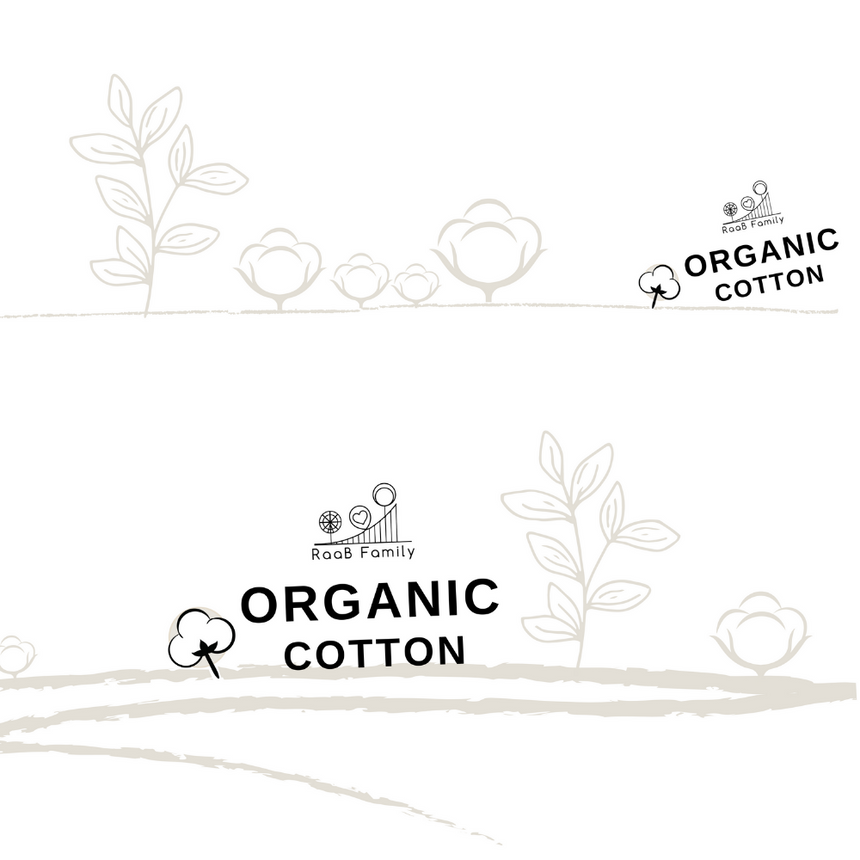 RaaB™ Organic Cotton Cover