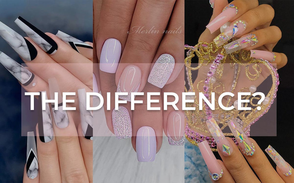 What Is The Difference Between Acrylic Gel And Polygel Nails Sxc Cosmetics