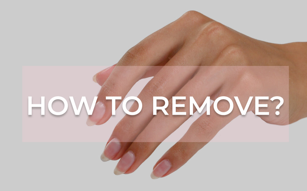 How To Remove Polygel Nails The Easiest Way Sxc Cosmetics