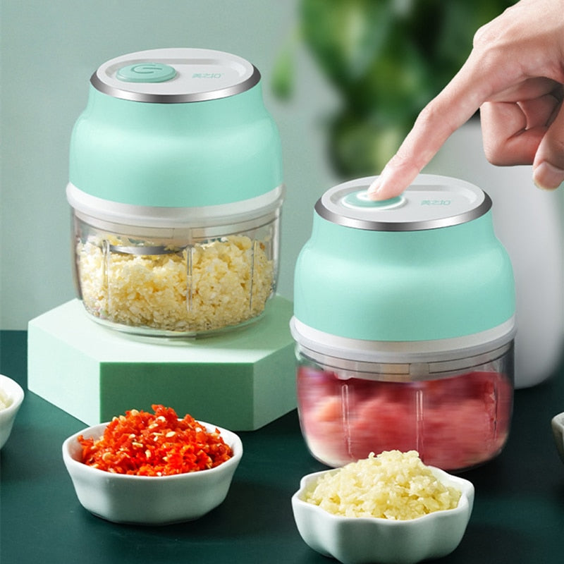 Everpicky Rechargeable Electric Food Grinder | Kitchen Appliances