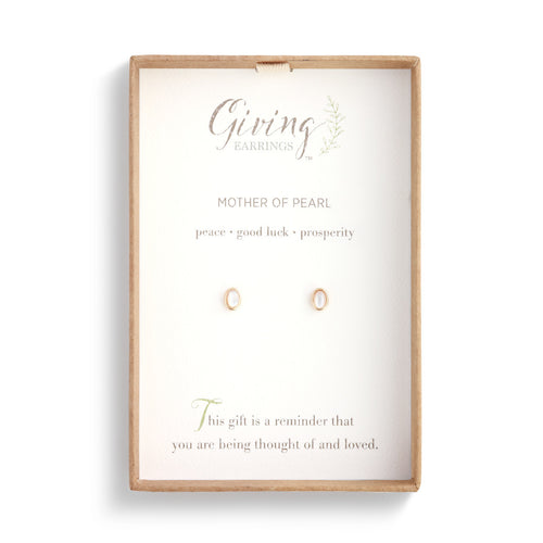 The Gold Giving Earrings