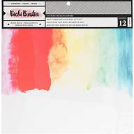 Vicki Boutin Mixed Media Backgrounds Paper 12