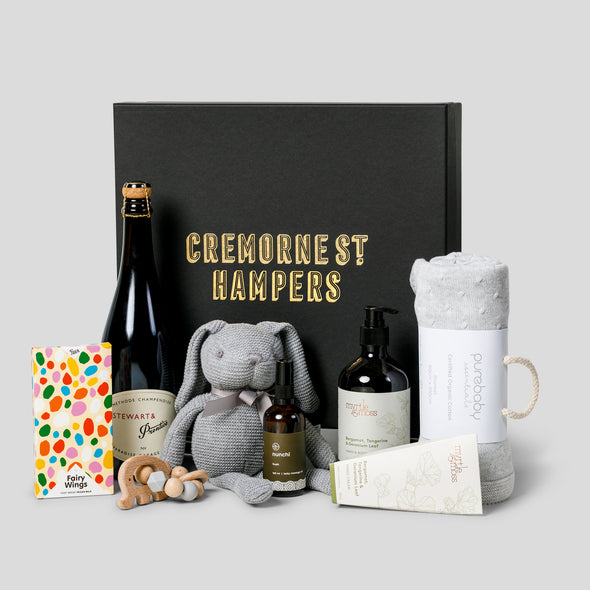 Cremorne Street Hampers - Welcome To The World Hamper Collection