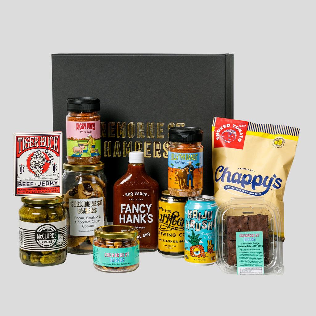 Cremorne Street Hampers - Gents Hamper