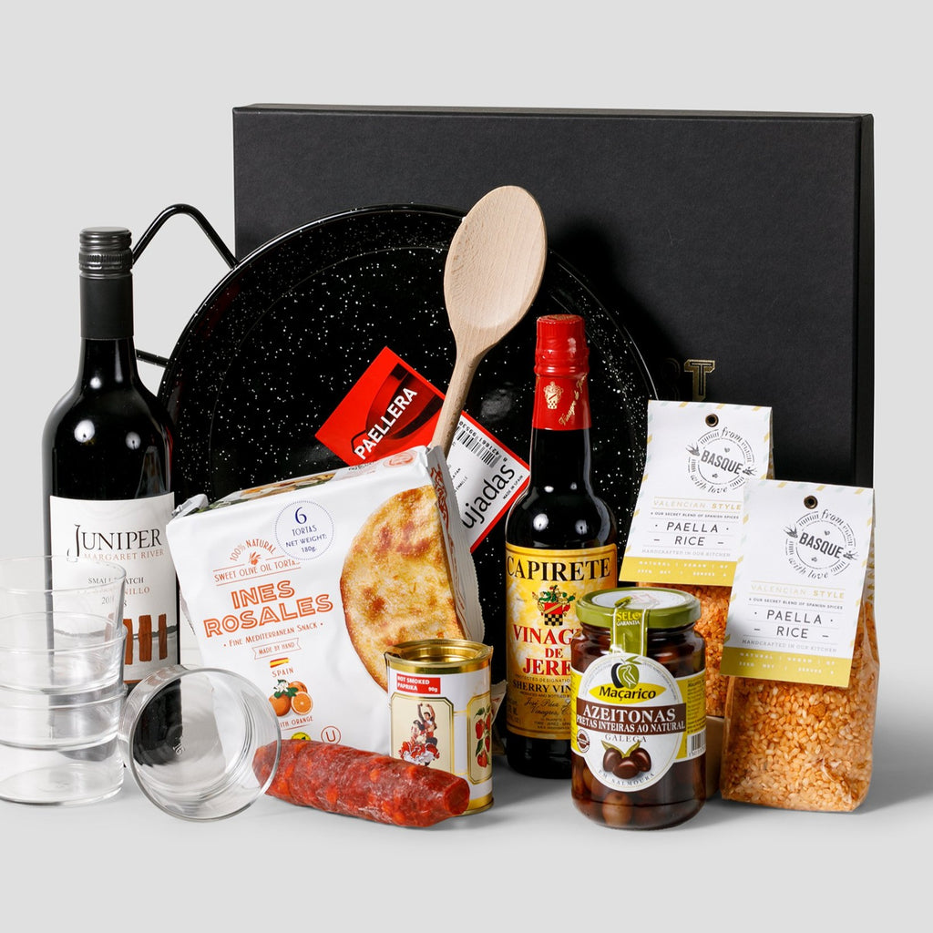 Cremorne Street Hampers - El Patio Hamper