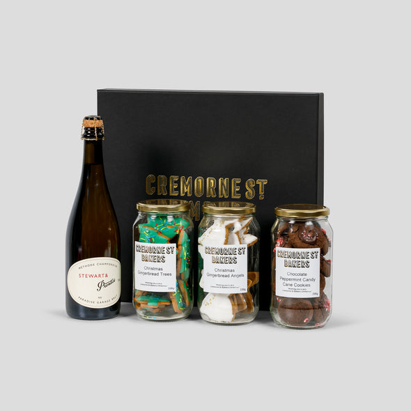 Cremorne Street Hampers - Festive Treats (With Victoria Sparkling)