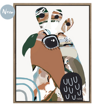 Load image into Gallery viewer, The Artist Lab - Inkheart - Birdie Cream - 70x90 (Store pick up only)