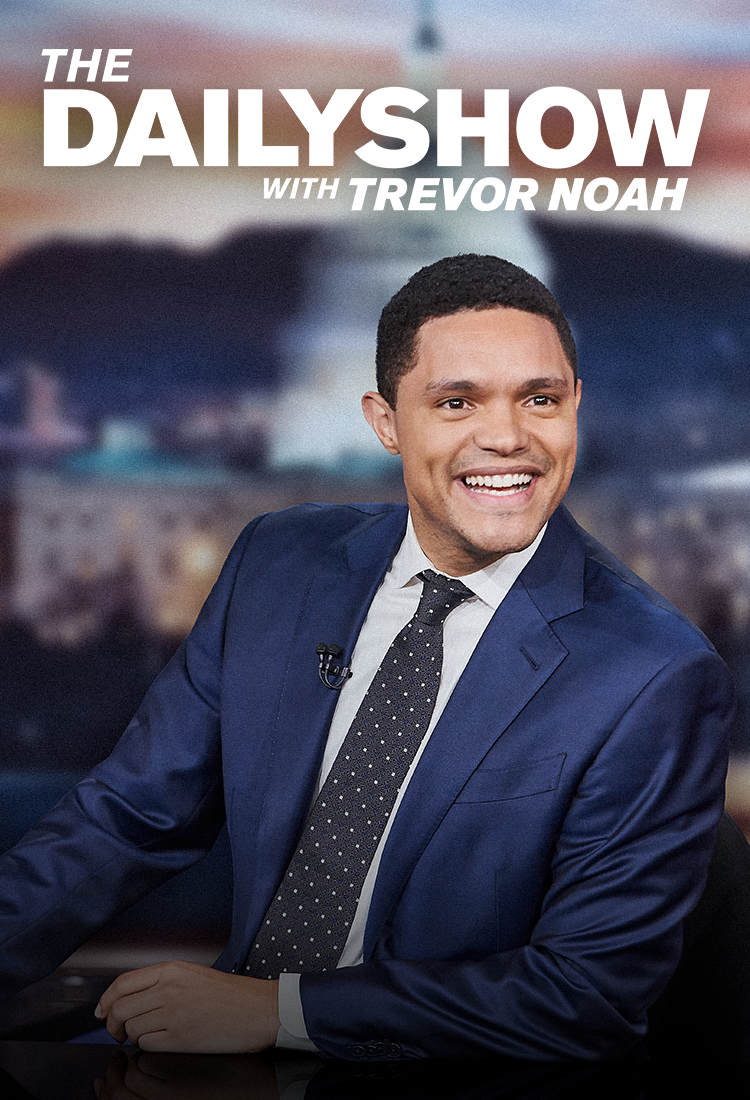 The Daily Show with Trevor Noah-mobile