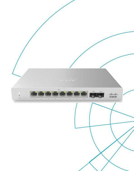 Switch Meraki MS120-8 Enterprise License