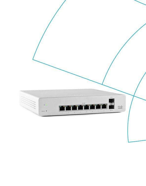 Switch Meraki MS220-8 Enterprise License