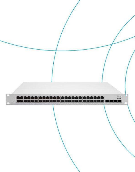Switch Meraki MS225-48FP Enterprise License