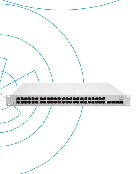 Switch Meraki MS250-48 Enterprise License
