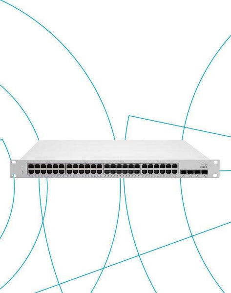 Switch Meraki MS250-48FP Enterprise License