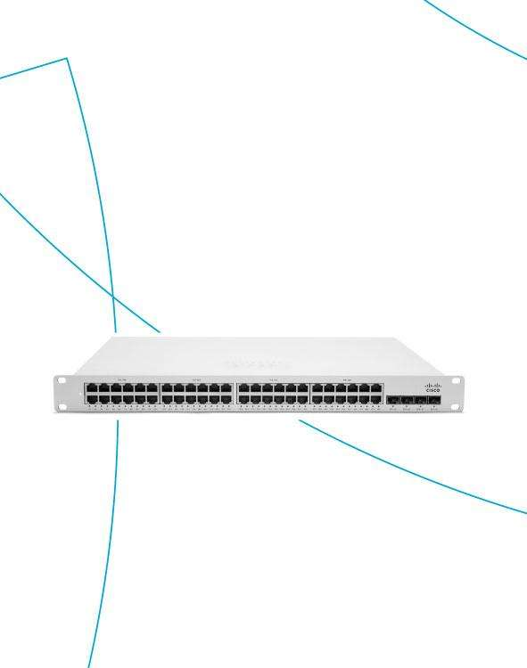 Switch Meraki MS350-48LP Enterprise License