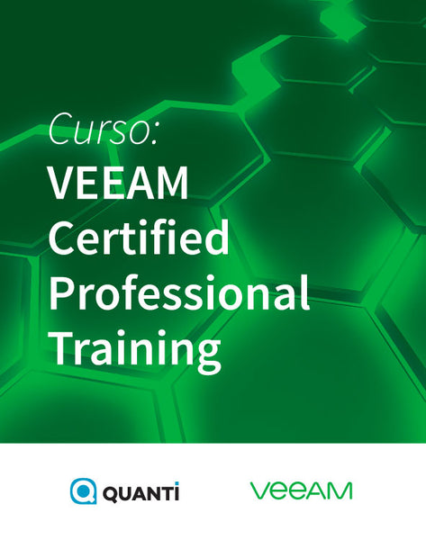 Certified Professional Training - VEEAM