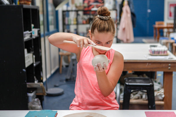 Pottery Course for Kids (7-16 Years)