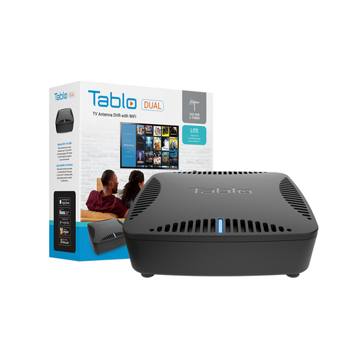 Tablo DUAL LITE Over-The-Air DVR