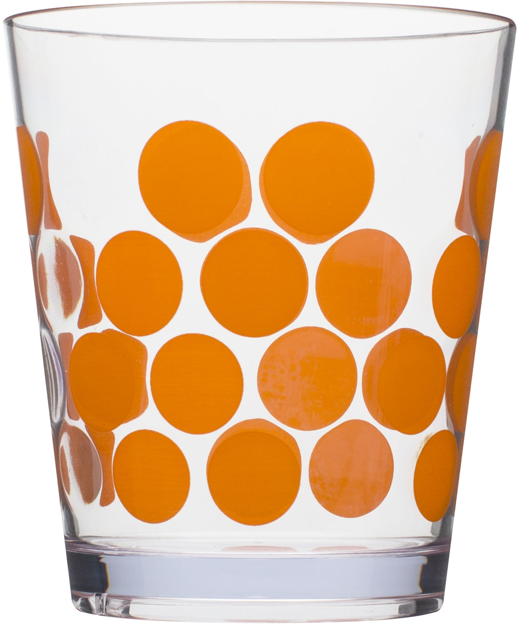 Zak! Designs Dot Dot - Drinkbeker - 41 cl - Oranje