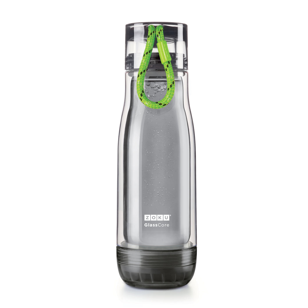 Zoku Hydration Active Drinkbeker 475 ml - Groen