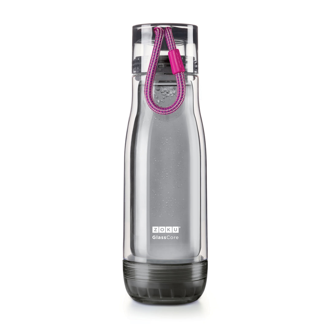 Zoku Hydration Active Drinkbeker 325 ml - Paars